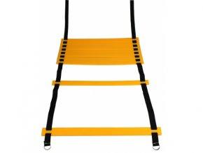 Proskakovací žebřík / Agility žebřík Jump / proskakovačka - 4,5m